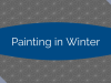 Winter is coming: Painting your home in winter